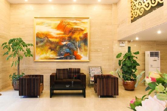 Joy Holiday Hotel Suzhou Yuanqu: 酒店大堂