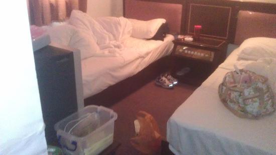 Zicheng Yaju: 房间拥挤狭小