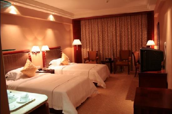 Noble Garden Hotel : 客房