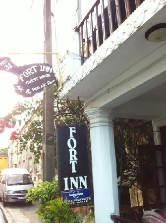 Fort Inn Guest House: Fort Inn外观