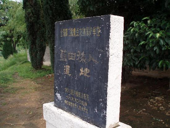 Lantian Yuanren Site Memorial Museum : C:\fakepath\P8215682