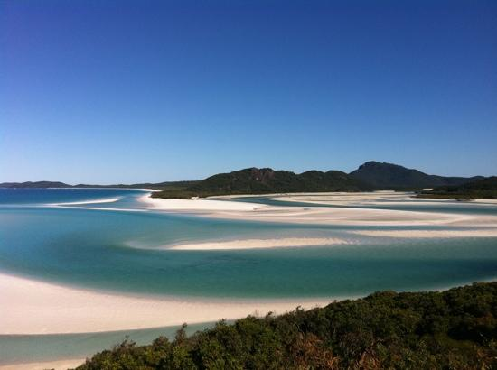 Hill Inlet : amazing