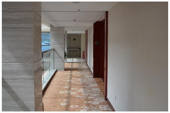 Yangshuo Elite Garden Hotel: 走廊