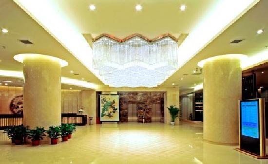 Gan Long Hotel: 酒店大堂