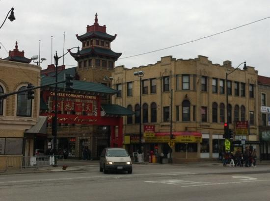 Chicago Chinatown: chinatown,Chicago