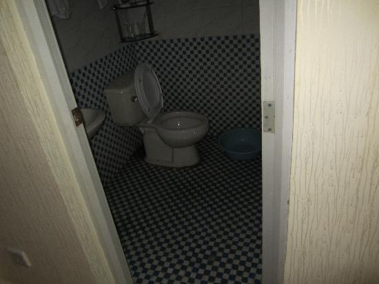 Junle Business Hotel Shantou Tianlong Building: 厕所