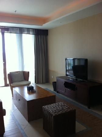 Serenity Coast Resort Sanya: 适合一家人住的酒店
