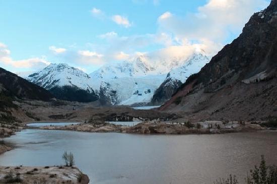 Midui Glacier: 景区