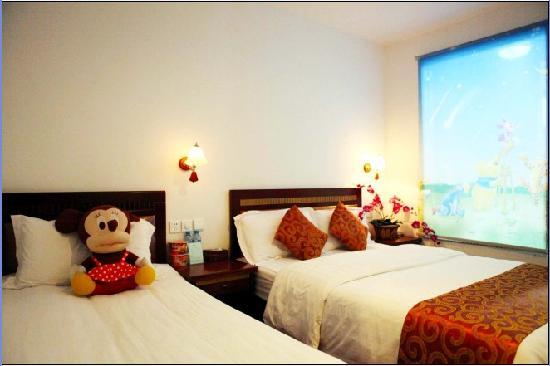 Yanlu Hotel: 家居房