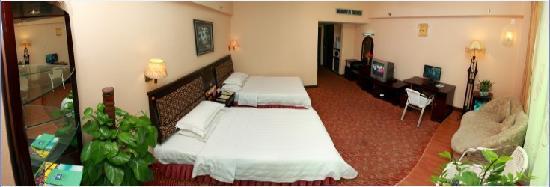 Jinhe Palace Hotel: 照片描述