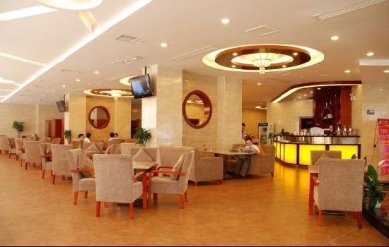 Guang Sheng Hotel: 咖啡厅