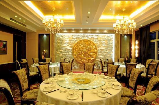 Guang Sheng Hotel: 餐厅包房