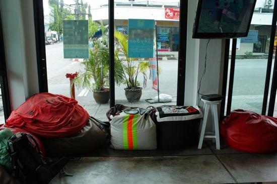 krabi town Pak-up hostel