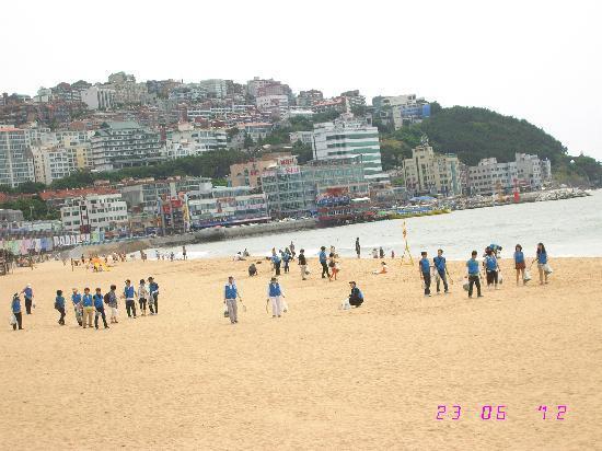 Haeundae Beach: 海云台