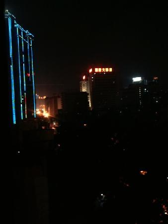 Bagui Express Inn : 夜景