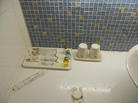 Uni Resort-Kenting : 精致的卫浴设备