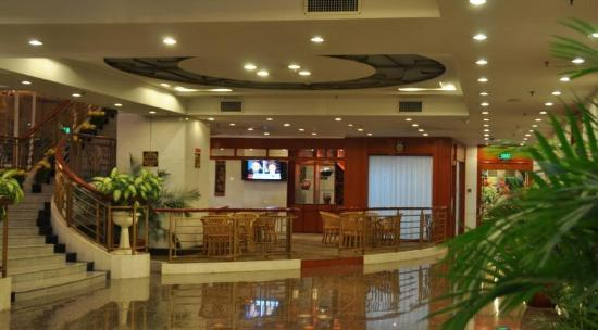 Jin Mao International Hotel: 大堂