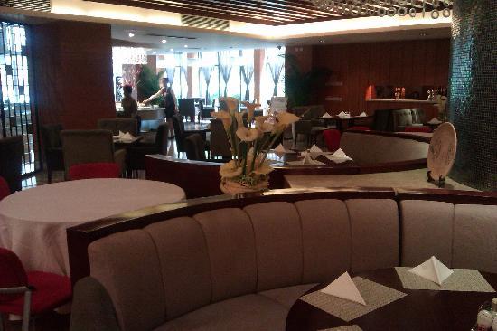 Green Land Hotel : 自助餐厅