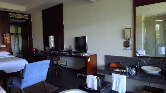 Hilton Sanya Yalong Bay Resort & Spa: 豪华房