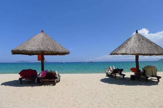 Hilton Sanya Yalong Bay Resort & Spa: 希尔顿沙滩