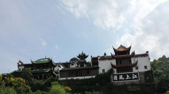 Zhanghuan Marquis Temple: 外景