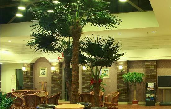 Jingcheng 138 Inn Beijing Shilihe: 酒店茶吧