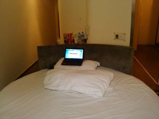 Motel 168 Beijing Zhongguancun: 圆床房