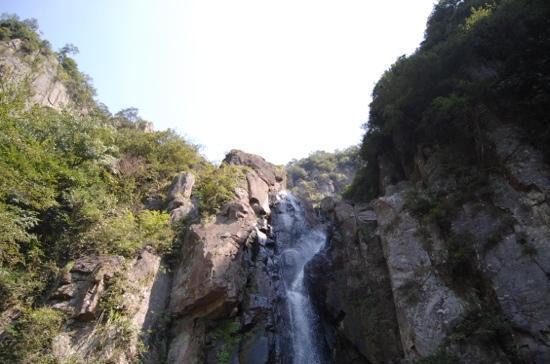 Fenghua Xikou Xuedou Mountain: 瀑布