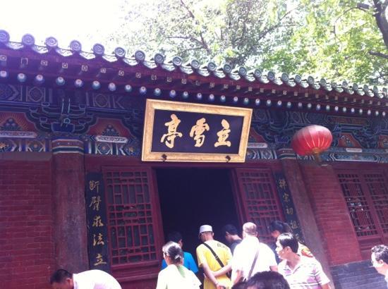 Shaolin Temple: 立雪求法