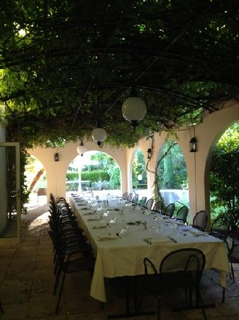 Hôtel Mercure Antibes Sophia Antipolis : 餐厅