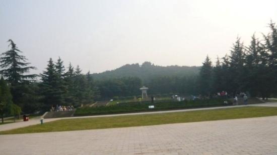 Tomb of Emperor Qin Shi Huang: 秦皇陵