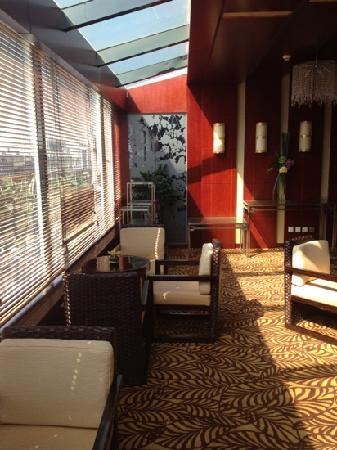 Beijing Minzu Hotel: 阳光明媚