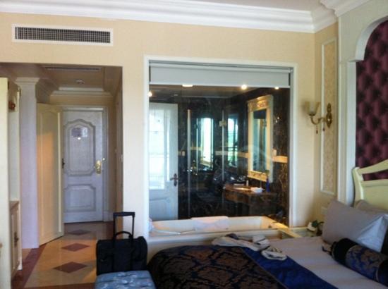 Venice Park Hotel: 标准间