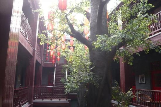Starway Hotel Pichaiyuan Courtyard: 星程劈柴院