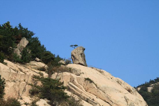 Zhaohu Mountain: C:\fakepath\企鹅石