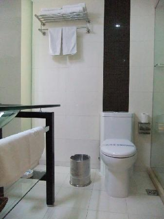 Beishi Hotel : 卫生间