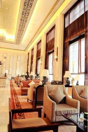 Tongquetai New Century Grand Hotel: Bordeaux Lobby Bar