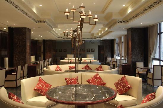 Tongquetai New Century Grand Hotel: Four Seasons Chamber Chinese Restaurant