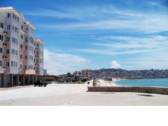 Nanmen Bay Seaview Apartment Hotel: 公寓