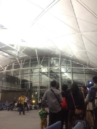 Airport Core Programme Exhibition Centre: airport