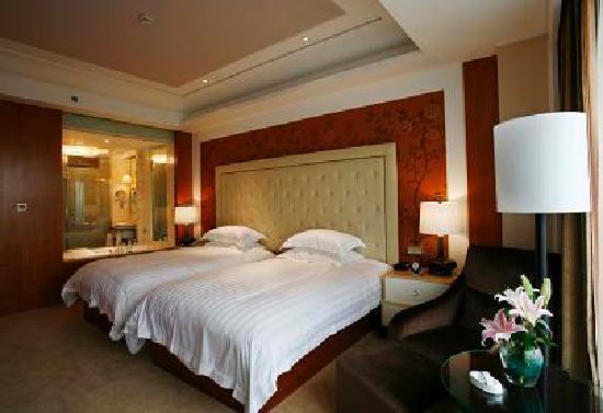 Yuhuan Sightseeing International Hotel : 商务标准房