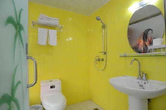 Yunlai Hotel : 卫浴