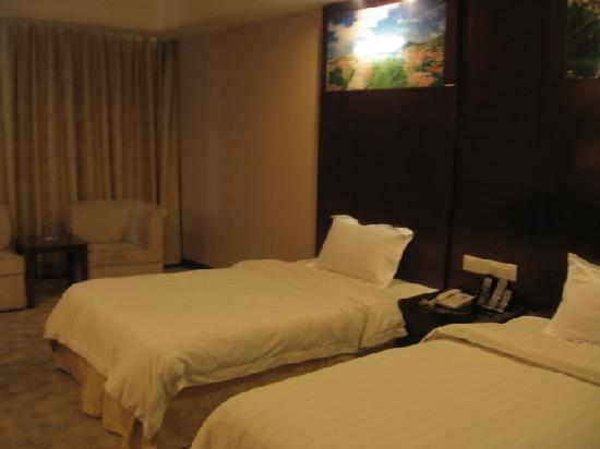 Zhubao Hotel : 豪华双人房
