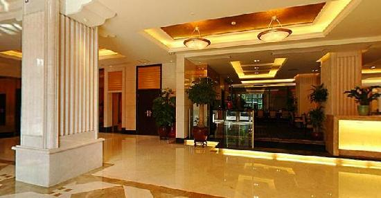 Guangtian Hotel: 广天大厦大堂