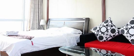Sixiangjia Service Apartment Hotel Guangzhou Jinyuan: 照片描述
