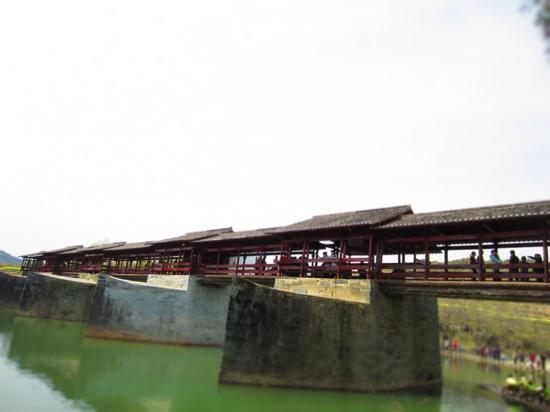Rainbow Bridge of Shangrao: 彩虹桥