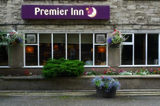 Premier Inn Edinburgh East Hotel: 店面外景