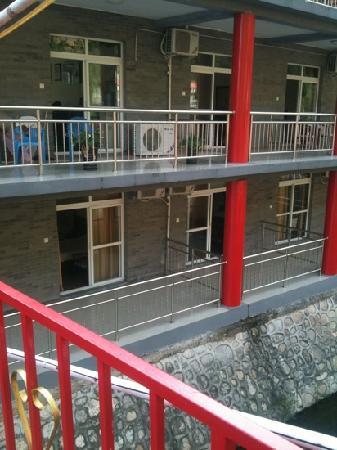 Shanshui Qingyuan Resort: 客房