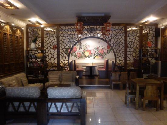 Hongdu Shijia Hotel: 大堂