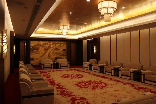 Qianjiang International Hotel: 会议接待厅